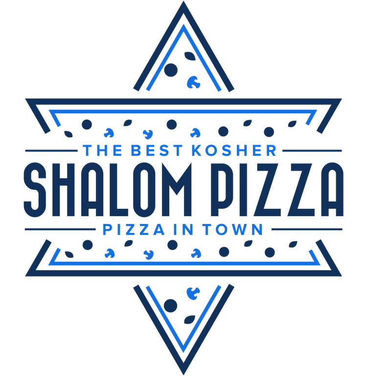 Shalom Pizza Logo